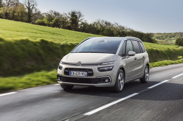 Citroen C4 Grand Space Tourer – фотография 1